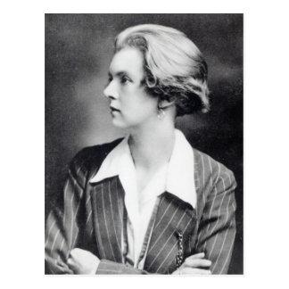 Una Vincenzo, Dame Troubridge, c.1915 Postkarte