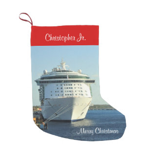 Unabhängigkeit bei Cozumel personalisiert Kleiner Weihnachtsstrumpf