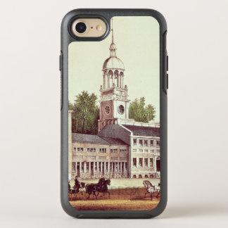 Unabhängigkeit Hall, Philadelphia OtterBox Symmetry iPhone 8/7 Hülle
