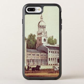 Unabhängigkeit Hall, Philadelphia OtterBox Symmetry iPhone 8 Plus/7 Plus Hülle