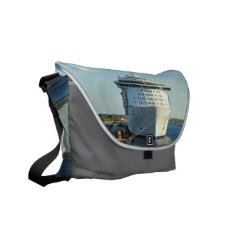 Unabhängigkeit in Cozumel Kurier Taschen