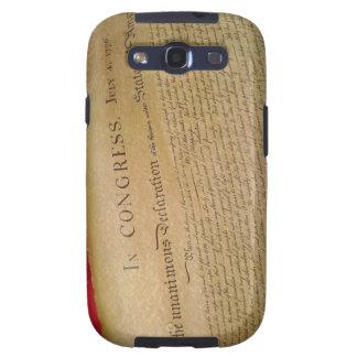 Unabhängigkeit Samsung Galaxy S3 Hülle