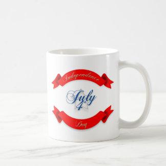 Unabhängigkeits-TagesTasse Kaffeetasse