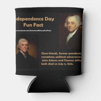 Unabhängigkeitstag-amerikanische Dosenkühler