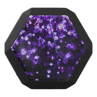 Unabhängigkeitstag-lila Feuerwerk-Explosion Schwarze Bluetooth Lautsprecher