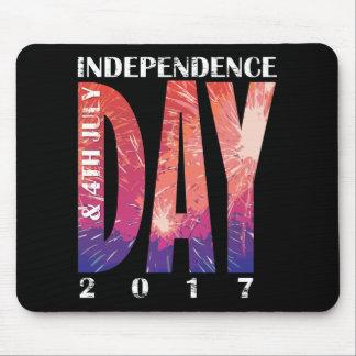 Unabhängigkeitstag u. am 4. Juli USA Mousepad