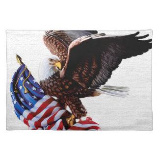 Unabhängigkeitstag Vereinigte Staaten Tischset