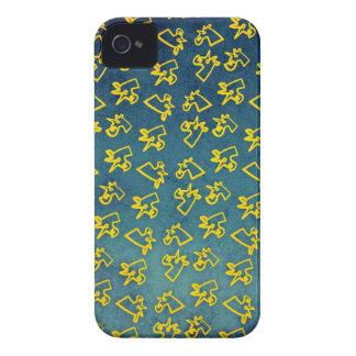 Unacorni und Käse iPhone 4 Hülle