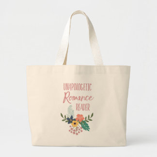 Unapologetic Romance Leser-große Tasche