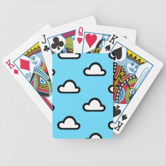 Unbedeutende Wolken Bicycle Spielkarten