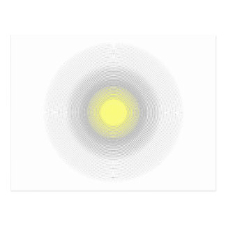 Unbedeutender Sonnenschein Digital Postkarten