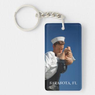 Unbedingte Auslieferung, Sarasota Keychain Schlüsselanhänger