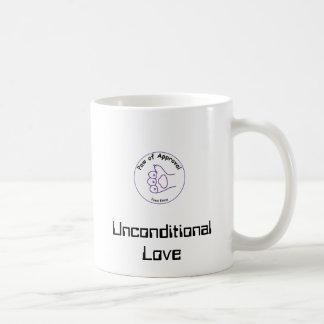 Unbedingte Liebe Kaffeetasse