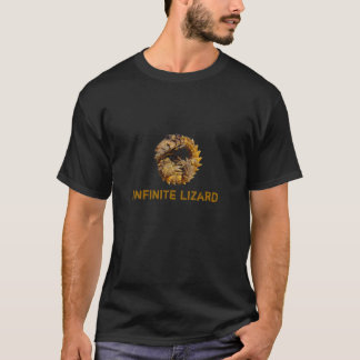 Unbegrenzte Eidechse SS dunkel T-Shirt