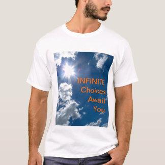 UNBEGRENZTE Wahlen erwarten Sie T-Shirt