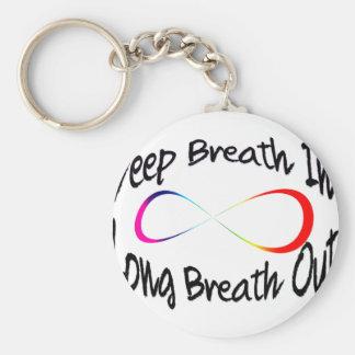 unbegrenzter Atem Schlüsselanhänger