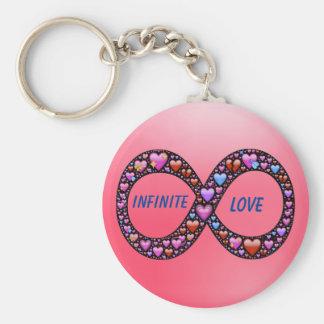 Unbegrenztes Liebe keychain Schlüsselanhänger