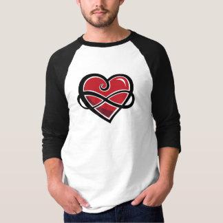 Unbegrenztes Liebe-Shirt T-Shirt
