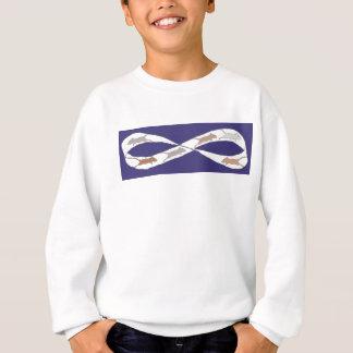 Unbegrenztes Ratten-Rennen Sweatshirt