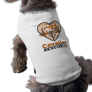 Unbekümmertes Rettung USA-Logo Shirt
