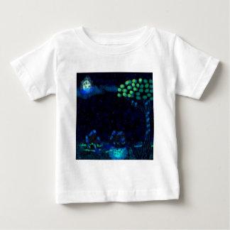 Unberechtigt Baby T-shirt