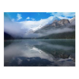 Unberührte Postkarte Kanadas