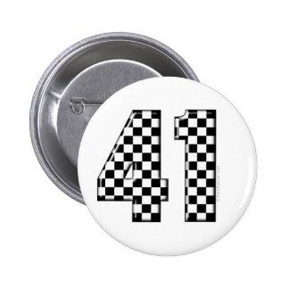 unbestimmt runder button 5,1 cm
