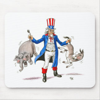 Uncle Sam 3 Mousepads