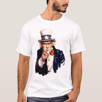 Uncle Sam Furzwitz T-Shirt