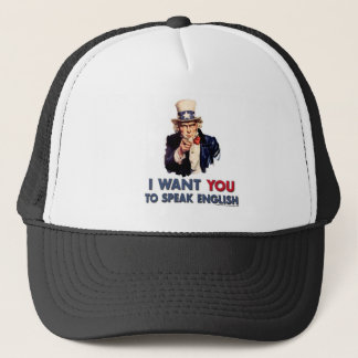 Uncle Sam Hut Truckerkappe