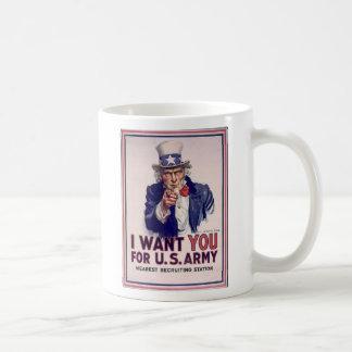 Uncle Sam Kaffeetasse