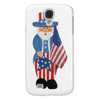 Uncle Sam Logo Galaxy S4 Hülle