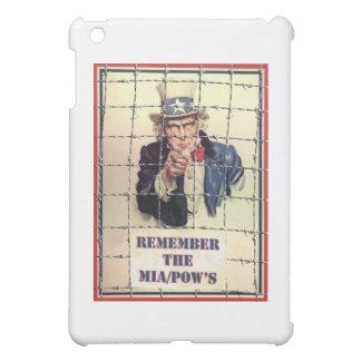 Uncle Sam POW-MIA iPad Mini Schale