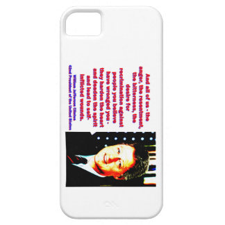 Und alle wir - Bill Clinton Barely There iPhone 5 Hülle