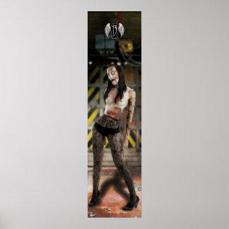 und die Zombie-Apokalypse fängt an Poster