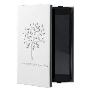 Und ein Rebhuhn in einem Birnenbaum iPad Mini Schutzhülle