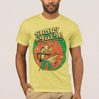 Und glauben es schreien Lindy Hopfent-shirt T-Shirt