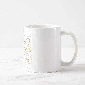 Und ich gebe Ihnen Pastoren Kaffeetasse
