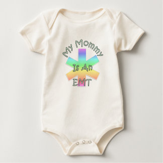 Und meine Mama ist ein EMT Baby Strampler