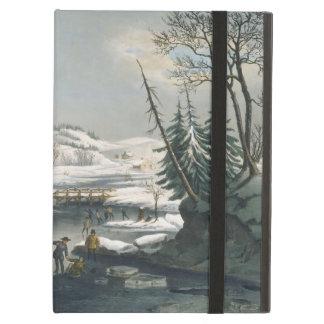 und Winter-Morgen