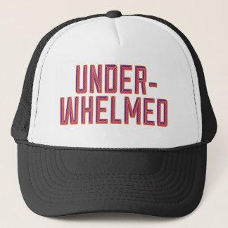 Underwhelmed Truckerkappe