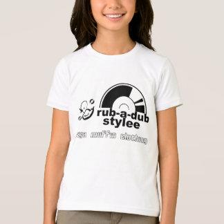 Unebenheit-EIN-Tollpatsch Stylee T-Shirt
