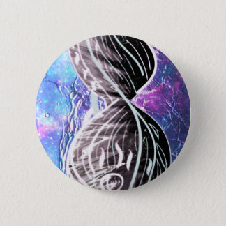 Unendlichkeit Runder Button 5,1 Cm