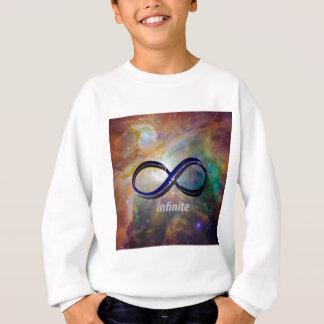 Unendlichkeits-Symbol Sweatshirt