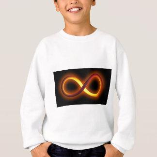 Unendlichkeitsentwurf Sweatshirt