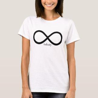 Unendlichkeitweibliches Gamer-T-Stück T-Shirt