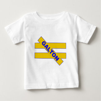 Unequality - Francis Galton Baby T-shirt