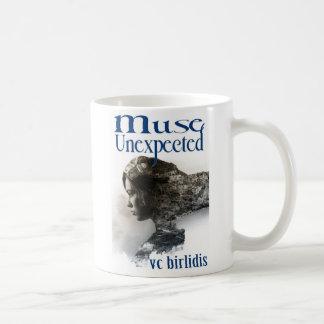 Unerwartete Tasse Musen - Weiß