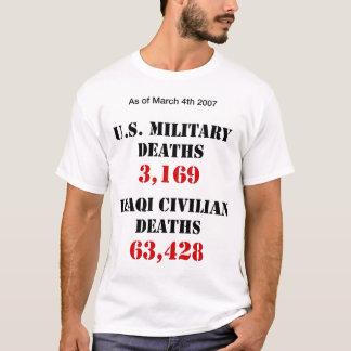 Unfall des Krieges T-Shirt