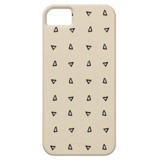 Unfertige Dreiecke iPhone 5 Schutzhüllen